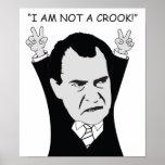 Presidente Nixon Poster