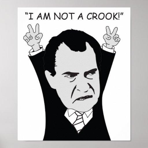 Presidente Nixon Póster