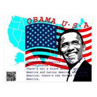 Presidente Obama 1 Tarjetas Postales