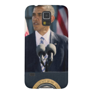 presidente obama 2 carcasa para galaxy s5