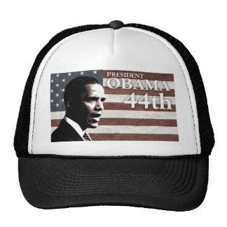 presidente Obama 44.o - c Gorras De Camionero