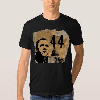 Presidente Obama - 44 Playera
