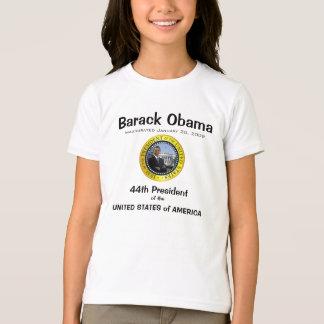 Presidente Obama - camiseta del campanero del niño Playera