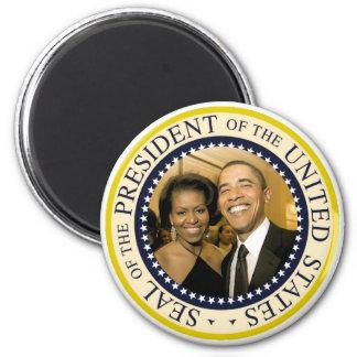 Presidente Obama Collectibles Iman Para Frigorífico