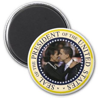Presidente Obama Collectibles Imán De Nevera