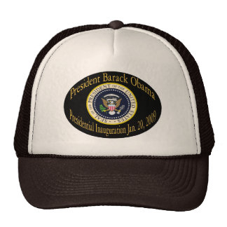 Presidente Obama Commemorative Inauguration Gorras