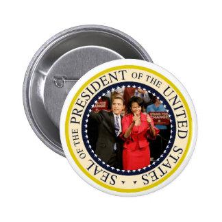 Presidente Obama Commemorative Pins