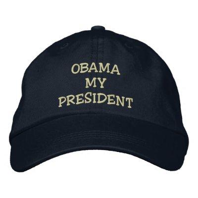 Presidente Obama Commemorative Souvenirs Gorra De Beisbol