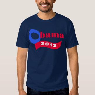 Presidente Obama Elect 2012 Remera