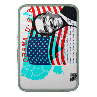 Presidente Obama Fundas Macbook Air