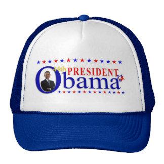 Presidente Obama - gorra de la victoria