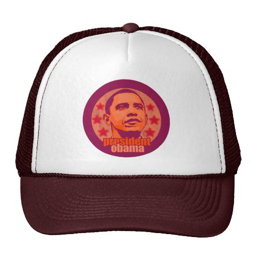 Presidente Obama Hat Gorra