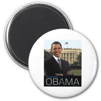 Presidente Obama Imán Para Frigorífico