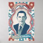 Presidente Obama Inauguration Celebration Poster