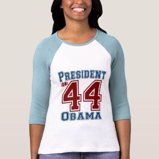 Presidente Obama Ladies T-Shirt Remeras