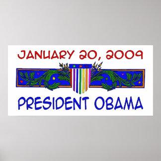Presidente Obama Posters