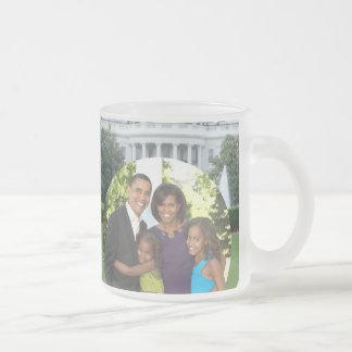 Presidente Obama Photo Collectibles Taza