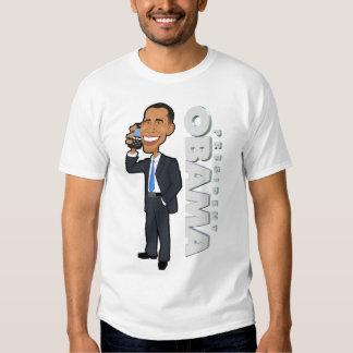 Presidente Obama Playeras