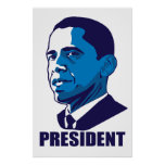 Presidente Obama Poster