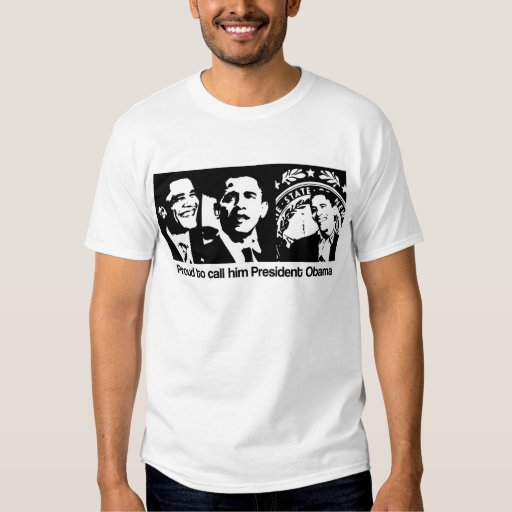 Presidente Obama Remera