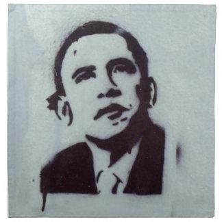 Presidente Obama Servilletas