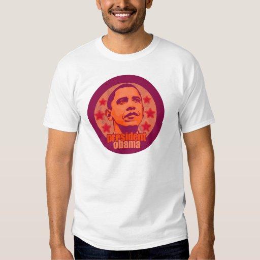 Presidente Obama T-Shirt Polera