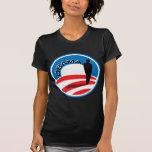 Presidente Obama T-Shirts y botones Camiseta