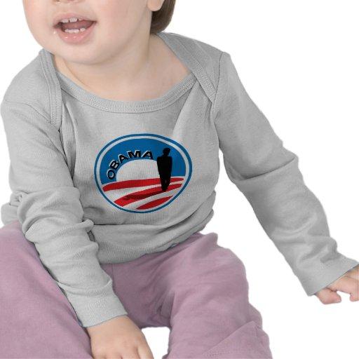 Presidente Obama T-Shirts y botones Camisetas