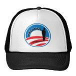 Presidente Obama T-Shirts y botones Gorras