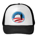 Presidente Obama T-Shirts y botones Gorros