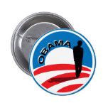 Presidente Obama T-Shirts y botones Pin