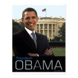 Presidente Obama Tarjetas Postales