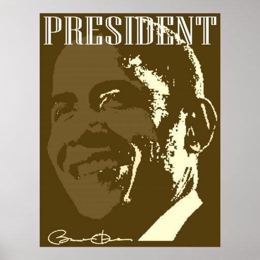 Presidente Póster