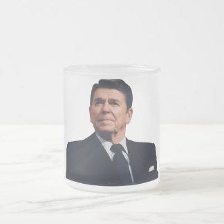 Presidente Reagan Tazas De Café