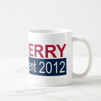 Presidente Rick Perry 2012 Tazas