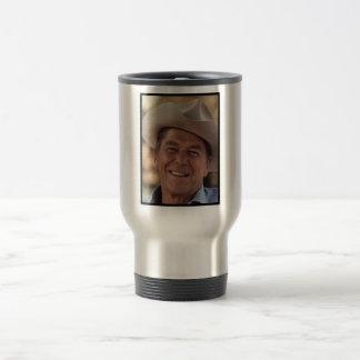 Presidente Ronald Reagan Tazas De Café
