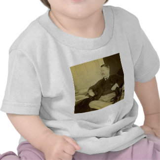 Presidente Roosevelt en su escritorio en Casa Blan Camiseta