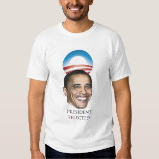 Presidente Selected Obama Playera