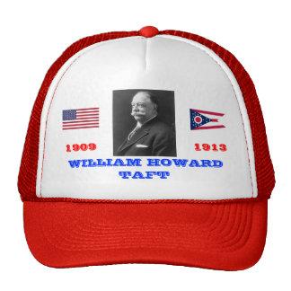 Presidente Taft* Hat Gorros Bordados