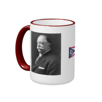 Presidente Taft* Mug Taza De Dos Colores
