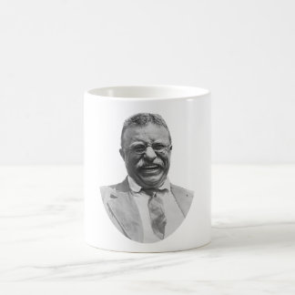 Presidente Teddy Roosevelt Taza Clásica
