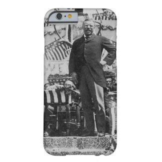 Presidente Theodore Roosevelt en Wyoming Funda De iPhone 6 Barely There