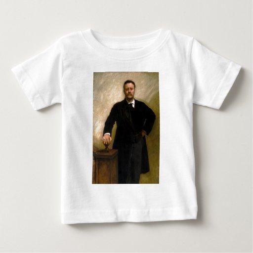 Presidente Theodore Roosevelt John Singer Sargent Playeras