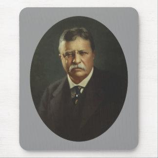 Presidente Theodore Roosevelt Mousepad
