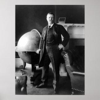Presidente Theodore Roosevelt Impresiones