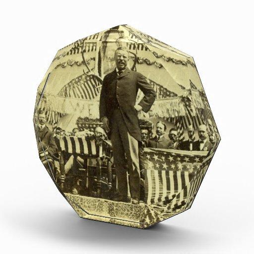 Presidente Theodore Roosevelt que habla 1903