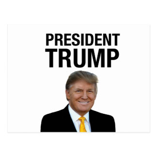 Presidente Trump Postal