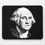 Presidente Washington Alfombrillas De Ratón
