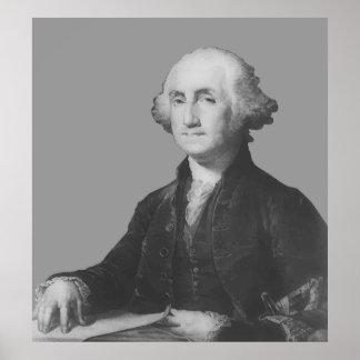 Presidente Washington Poster