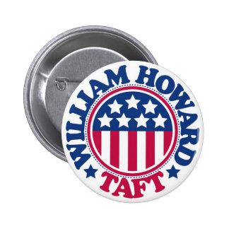 Presidente William Howard Taft de los E E U U Pins
